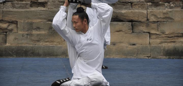 Комплекс упражнений Дао Инь